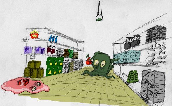 (_,.;#°* | MC's Market | *°#;.,_) Defi_supermarche