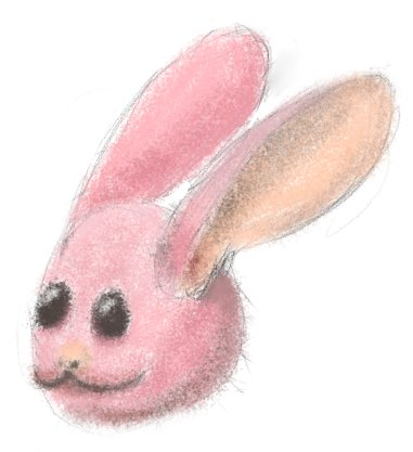 Lapin Mypaint