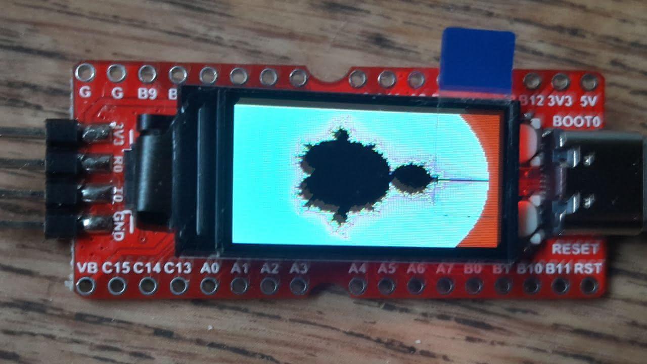 RISC-V Longan nano